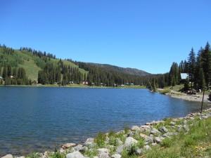 Alexander Lake, Grand Mesa