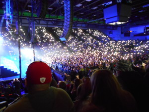 Pentatonix concert Orem UT March 2015