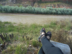 San Juan River, Bluff Utah, May 2016